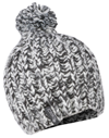 DSG Women's Pom Beanie by Divas Snow Gear