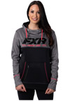 FXR Women's Pursuit Tech Pullover Hoodie