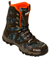 FXR Renegade Camo Trail Boot Snowmobile
