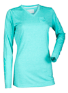 DSG Simple Long Sleeve T-Shirt - Teal