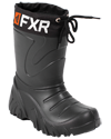 FXR Child Svalbard Snowmobile Boot - Black