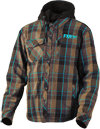 FXR Timber Plaid Insulated Jacket