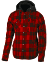 FXR Women's Timber Plaid Insulated Jacket