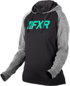 FXR Casual Women's Trainer Tech Pullover Hoodie