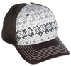 DST Nordic Print Trucker Hat by Divas Snow Gear