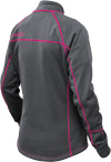 Castle X Women's Fusion Mid-Layer Snowmobile Jacket - Gray-Magenta