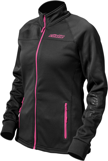 Castle X Women's Fusion Mid-Layer Jacket - Front View