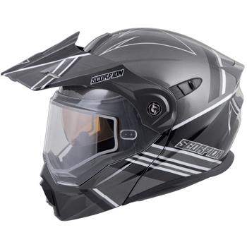 ce5bfdbd Scorpion EXO-AT950 Teton Cold Weather Modular Helmet w/Dual Lens Shield - Hi