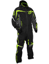 Castle X Freedom Snowmobile Monosuit - Hi Vis