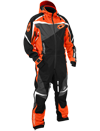Castle X Freedom Snowmobile Monosuit - Orange