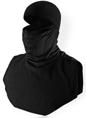 HMK Full Frontal Balaclava - Black
