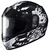 HJC CL-Youth Flame Face Snow Helmet - MC5-Silver