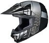 HJC CL-XY II Youth Cross Up Snocross Helmet - MC5-Silver