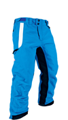 HMK Women's Jewel 2 Snowmobile Pants  - Blue