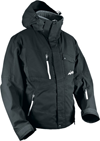 HMK Peak 2 Snowmobile Jacket  - Black