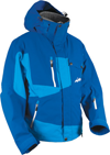 HMK Peak 2 Snowmobile Jacket  - Blue