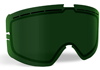 509 Kingpin Replacement Lens Snowmobile - Green Mirror / Yellow Tint