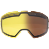 Motorfist Peak Snowmobile Goggle Replacement Lens (Photochromic)