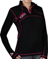 FXR Casual Women's Expedition 48% Merino 1/4 Zip Pullover