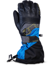 509 Range Snowmobile Glove - Blue-Hi Vis