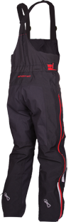 Motorfist Rekon Snowmobile Bib - Red Back