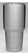 Yeti 30 oz Stainless Steel Rambler with Lid